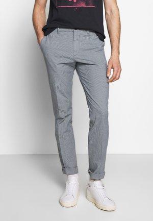 MENS MID FIT - Chino kalhoty - grey