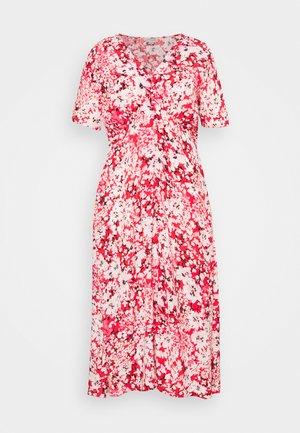 CARENOLA MIDI DRESS - Shirt dress - high risk red