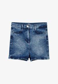 s.Oliver - Jeans Shorts - light blue - 0