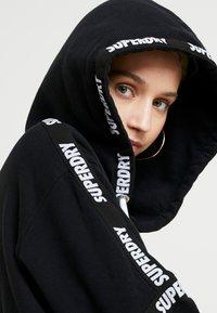 Superdry - MONO BLOCK DRESS - Day dress - black - 4