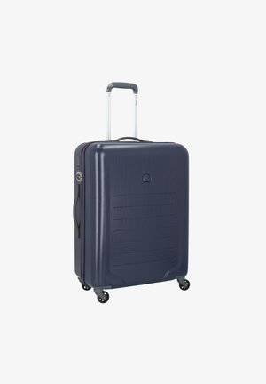 N/A - Wheeled suitcase - blue