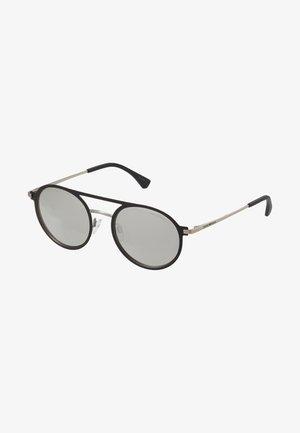 Solbriller - matte black/matte silver