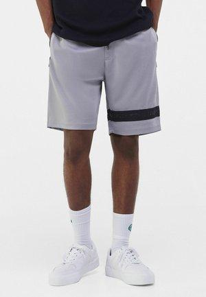 Teplákové kalhoty - light grey