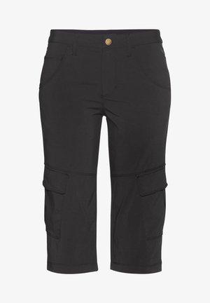 MARLA - Outdoor shorts - black