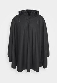 Rains - UNISEX - Vodotěsná bunda - black - 0