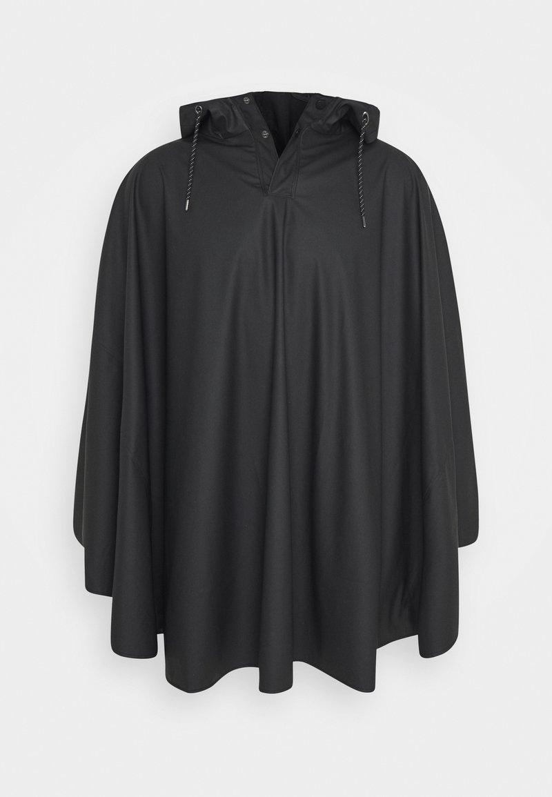 Rains - UNISEX - Vodotěsná bunda - black