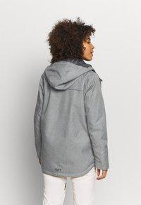 COLOURWEAR - IDA JACKET - Snowboard jacket - grey - 2