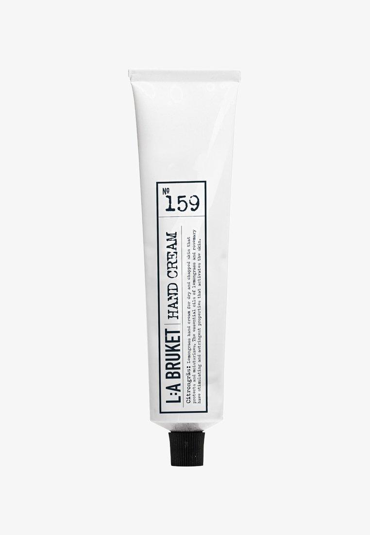 L:A Bruket - HAND CREAM 70ML - Hand cream - no.159 lemongrass