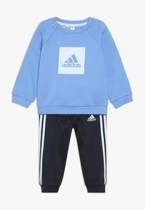 LOGO SET UNISEX - Tracksuit - blue/light blue