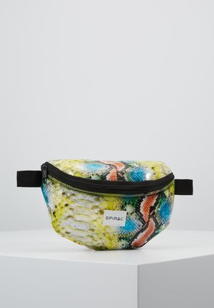 BUM BAG - Ledvinka - multicoloured