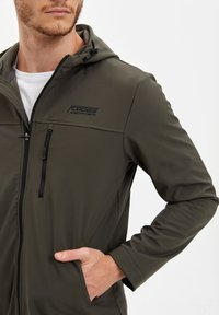 DeFacto - Light jacket - khaki - 2