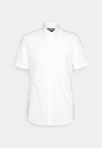 DRESSED SUPER SLIM - Skjorta - white