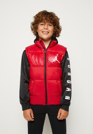 Giacca invernale - gym red