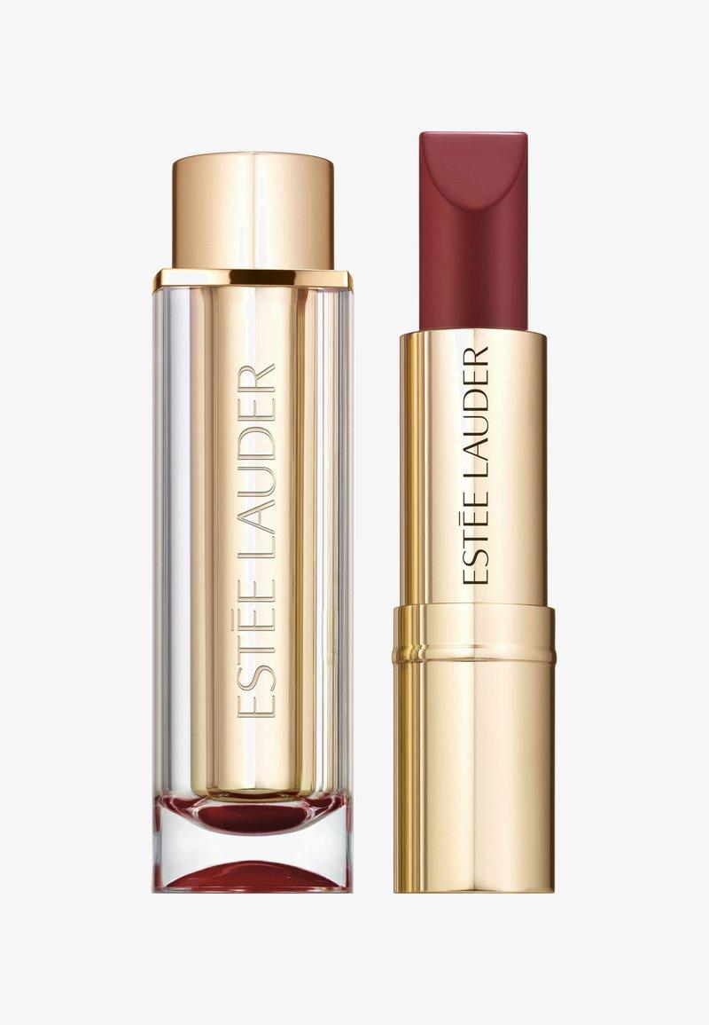 ESTÉE LAUDER - PURE COLOR LOVE LIPSTICK MATTE - Rouge à lèvres - 120 rose xcess