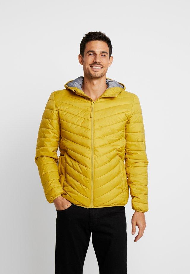 Light jacket - dusty yellow