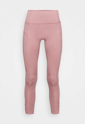 YOURE A PEACH - Leggings - taupe