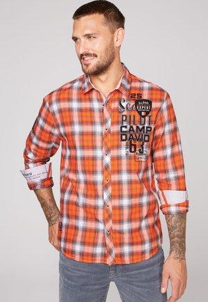 Shirt - signal orange
