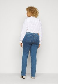 Levi's® Plus - 315 SHAPING BOOT - Jeans bootcut - london pride plus - 2