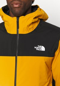 The North Face - MOUNTAIN LIGHT TRICLIMATE JACKET - Down jacket - citrine yellow/black - 6