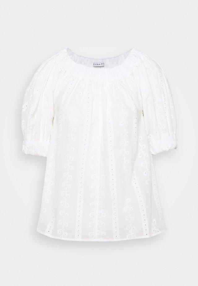 CLEO - Blouse - white
