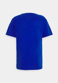Tommy Jeans - LINEAR LOGO TEE - T-shirt med print - blue - 1