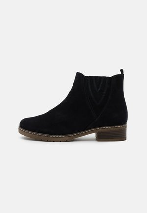Classic ankle boots - pazifik