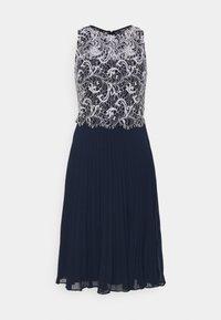 Lauren Ralph Lauren - TRINITY SLEEVELESS DAY DRESS - Cocktail dress / Party dress - lighthouse navy - 0