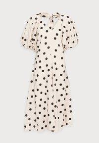 Love Copenhagen - VETA DRESS - Day dress - sesame dot - 3