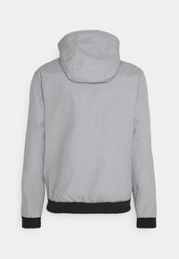 Jack & Jones - JJESEAM - Lehká bunda - light grey melange - 1