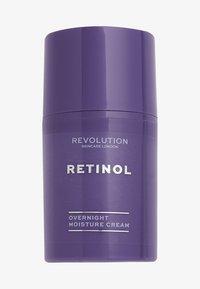 Revolution Skincare - RETINOL OVERNIGHT CREAM - Night care - - - 0