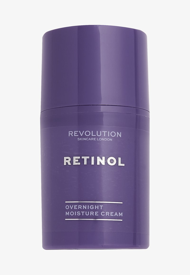 Revolution Skincare - RETINOL OVERNIGHT CREAM - Night care - -