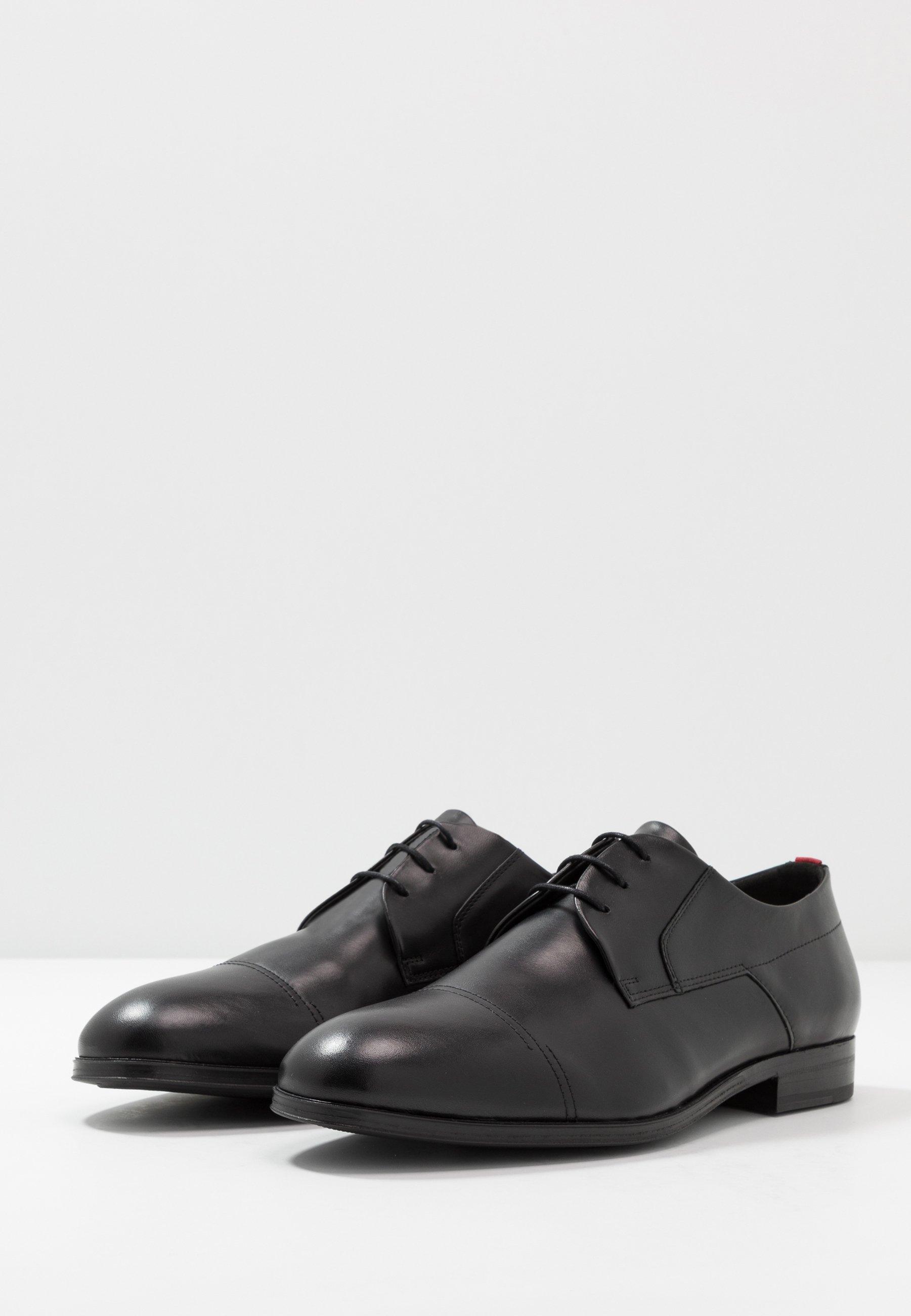 Hugo Boheme - Business Sko Black