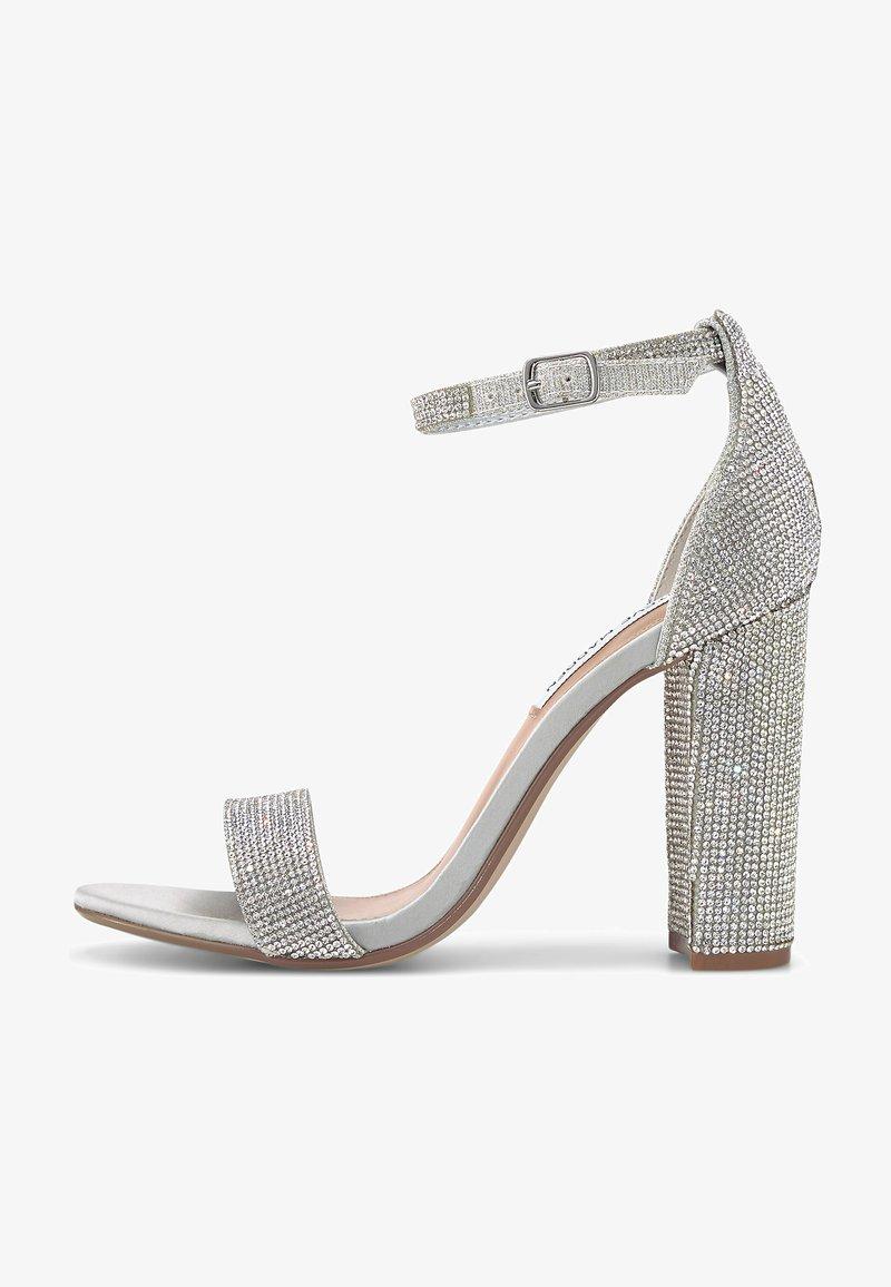 Steve Madden - High heeled sandals - silber