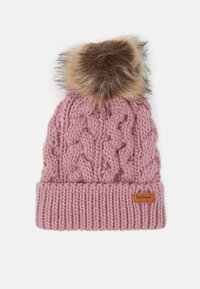 Barbour - PENSHAW CABLE BEANIE - Beanie - pink - 1