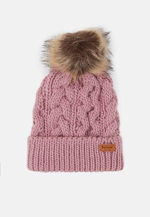 PENSHAW CABLE BEANIE - Bonnet - pink