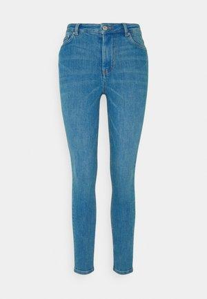 JANNA - Skinny džíny - azur blue denim