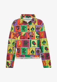 Stieglitz - GUADALUPE JACKET - Denim jacket - multicoloured