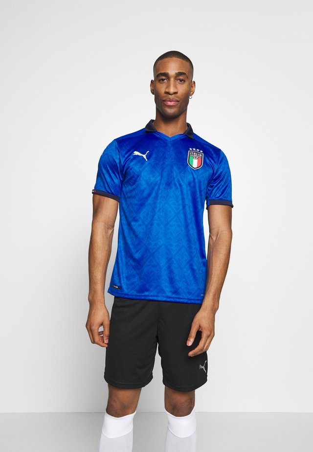 ITALIEN FIGC HOME REPLICA - Squadra nazionale - team power blue/peacoat