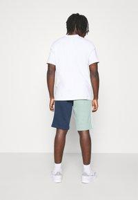adidas Originals - BLOCKED UNISEX - Shorts - seasonal - 2