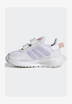 TENSAUR RUN UNISEX - Zapatillas de running neutras - ftwr white/purple tint/vapour pink