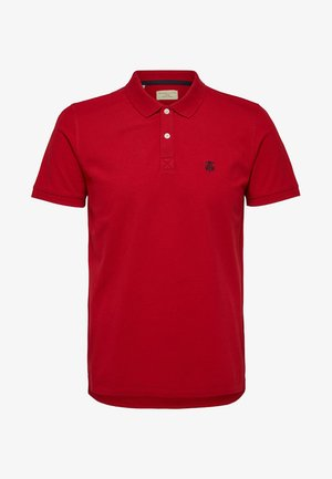 SHDARO EMBROIDERY - Polo - red