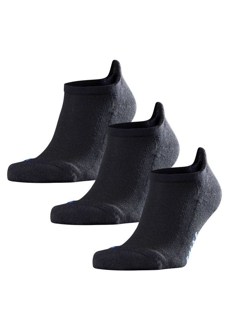 Femme COOL KICK 3-PACK SNEAKER - Chaussettes - black