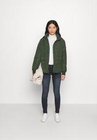 edc by Esprit - JACKET - Winter jacket - khaki green - 1