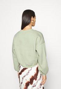 Monki - STELLA - Sweatshirt - green light - 2