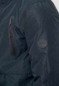 INDICODE JEANS - Cappotto invernale - black - 4