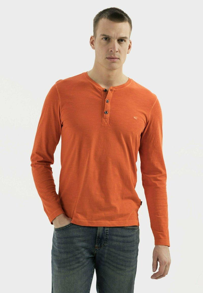 camel active - Long sleeved top - orange