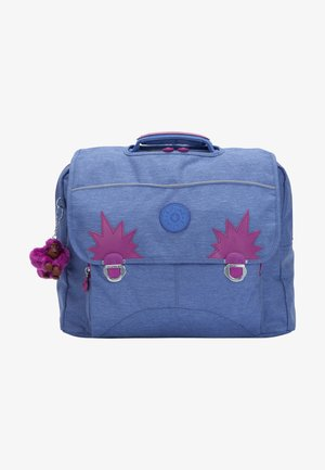 INIKO - School bag - dew blue