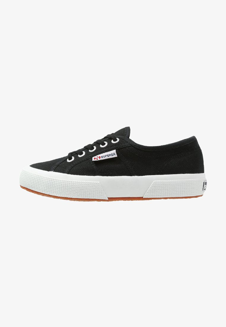 Superga - 2750 COTU CLASSIC UNISEX - Sneakersy niskie - black/White