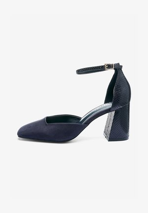 TWO PART - High heels - dark blue