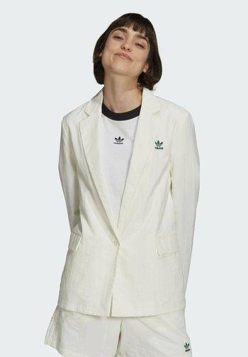 TENNIS LUXE BLAZER ORIGINALS JACKET - Blazer - off white